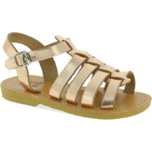 Attica Sandals PERSEPHONE CALF GOLD-PINK