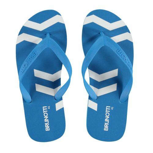 Brunotti Isle Men Slipper (blauw)