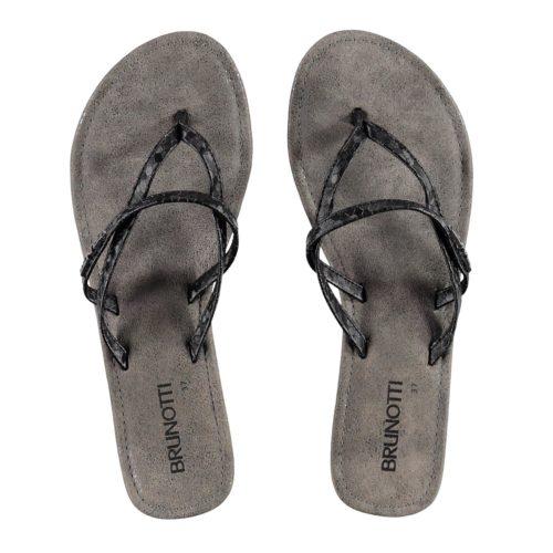 Brunotti Coral Women Slipper (zwart)