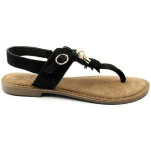 Lazamani DAMES sandaal 75.356 zwart