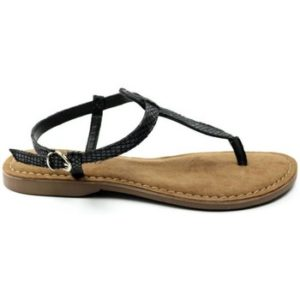 Lazamani DAMES sandaal 75.611 zwart