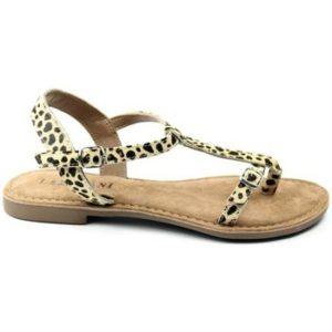 Lazamani DAMES sandaal 75.501 beige