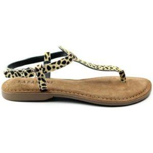 Lazamani DAMES sandaal 75.611 beige