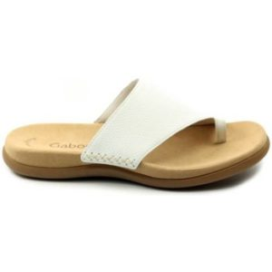Gabor DAMES slipper 03.700 wit