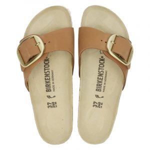 Birkenstock Madrid Big Buckle slippers