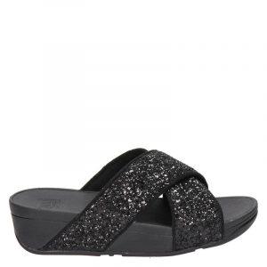 Fitflop Lulu Glitter slippers