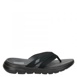 Skechers Go Walk Sun Kiss slippers