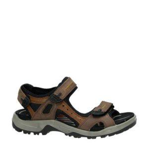 Ecco Offroad outdoor sandalen (Bruin)