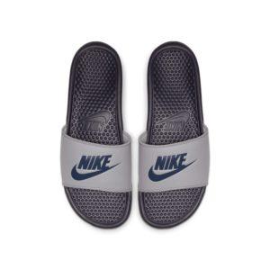 Nike Benassi Slipper - Grijs