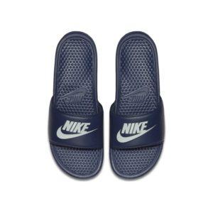 Nike Benassi Slipper - Blauw
