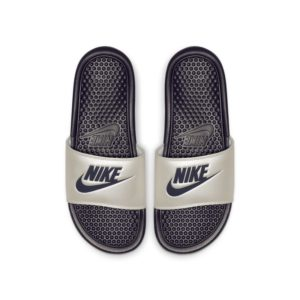 Nike Benassi Slipper voor dames - Grijs