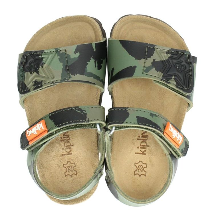 Kipling Kenji 3 sandalen