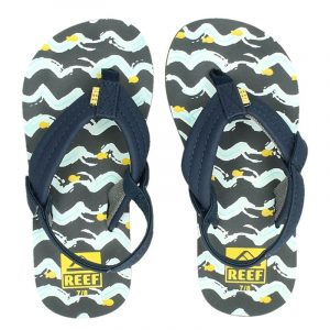Reef Little Ahi Fish slippers