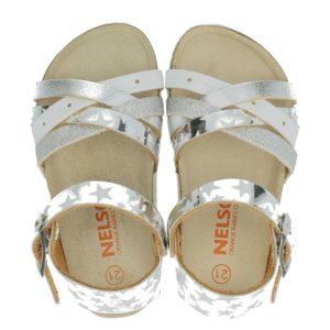 Orange Babies sandalen