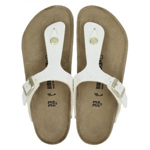 Birkenstock Gizeh Shiny slippers