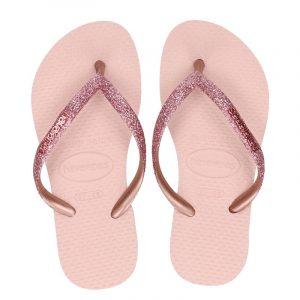 Havaianas Kidsslimshinyglitter slippers
