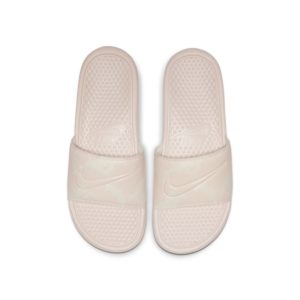 Nike Benassi JDI Floral Slipper voor dames - Cream