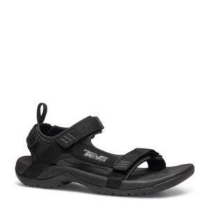 Teva outdoor sandalen Tanza (Zwart)