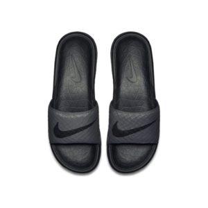 Nike Benassi Solarsoft 2 herenslipper - Grijs