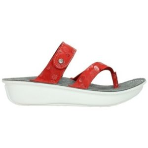 Wolky 00877 Martinique - 12500 rood nubuck