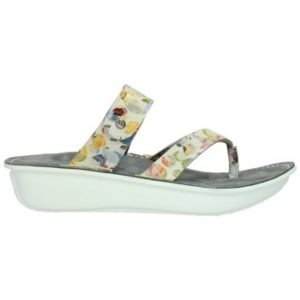 Wolky 00877 Martinique - 12910 wit multi nubuck