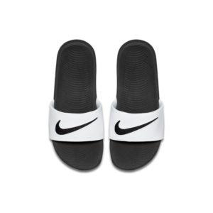 Nike Kawa Slipper kleuters/kids - Wit