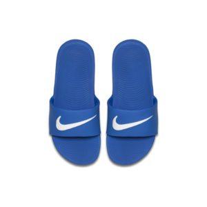 Nike Kawa Slipper kleuters/kids - Blauw