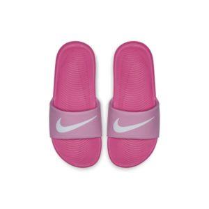 Nike Kawa Slipper kleuters/kids - Roze