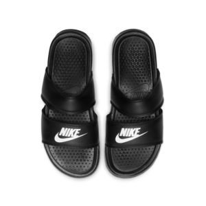 Nike Benassi Duo Ultra Damesslipper - Zwart