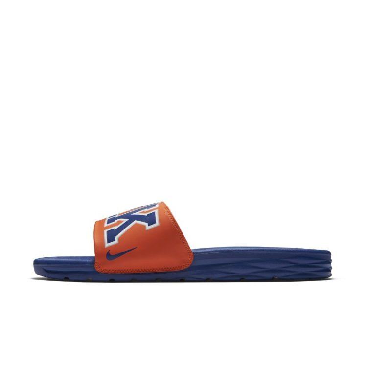 Nike Benassi NBA Slipper voor heren - Oranje