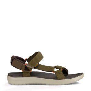 Teva Sanborn outdoor sandalen (Groen)