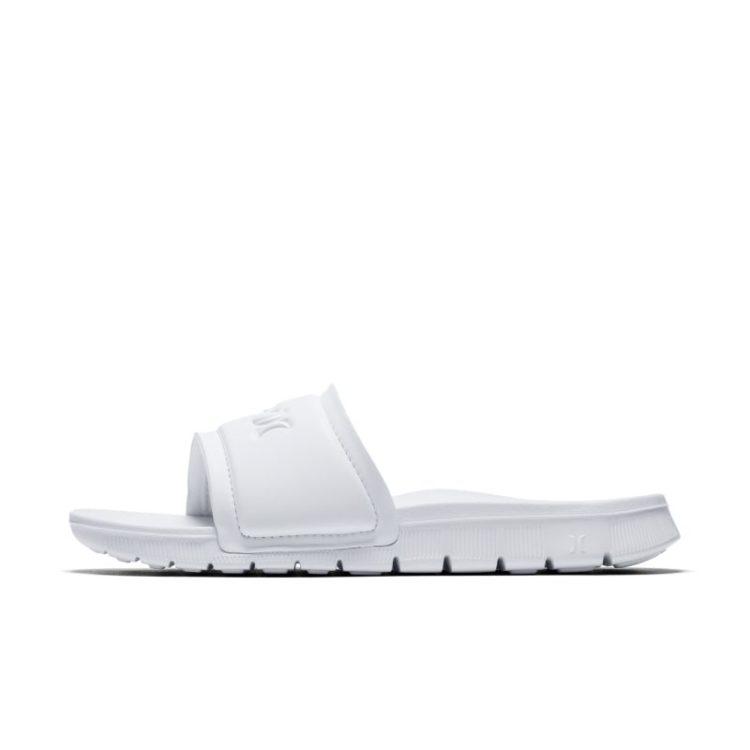 Hurley Fusion Slipper voor dames - Wit