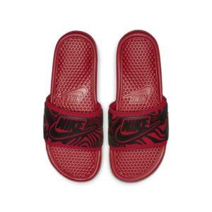Nike Benassi JDI SE Slipper voor heren - Rood