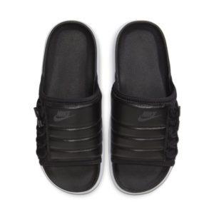 Nike Asuna Slipper voor heren - Zwart