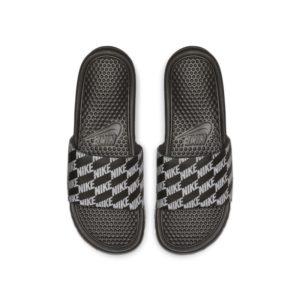 Nike Benassi Slipper voor heren - Zwart