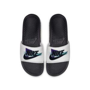 Nike Benassi Slipper voor heren - Wit