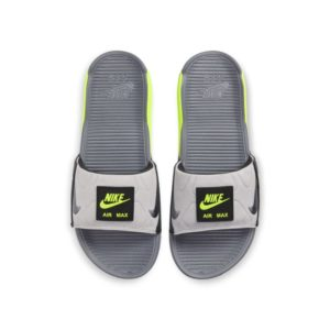 Nike Air Max 90 Slipper voor dames - Grijs
