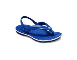 Crocs Crocband Strap Flip Kids Slippers (Blauw)