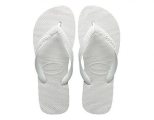 Havaianas Top Unisex Witte Slippers (Wit)
