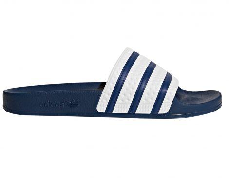 Adidas Adilette Badslippers (Blauw)