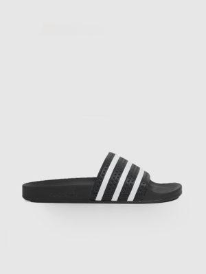 Adidas adidas Adilette Black White 280647 (zwart)