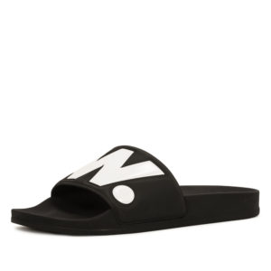 G-Star cart slide ll zwarte slipper (zwart)