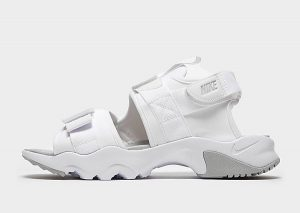 Nike Canyon Sandalen Dames (White/Grey Fog/Grey)