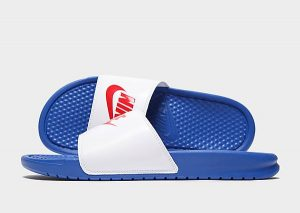 Nike Benassi Slippers Heren (Blue)