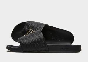 Nike Benassi Slides Heren (Wit)
