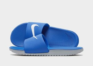 Nike Kawa Slide Junior (Cobalt)