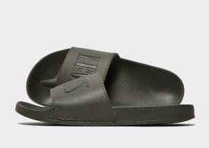 Nike Kawaki Slides Junior (Zwart)
