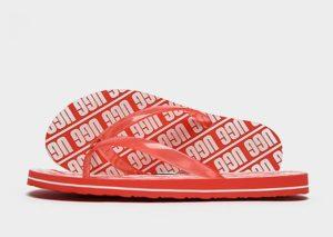 UGG Simi Thong Flip Flops Dames (rood)