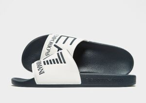 Nike Benassi Slides Heren (Zwart)