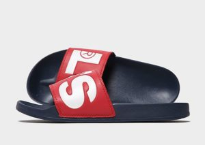 Nike Kawa Slides Children (Rood)